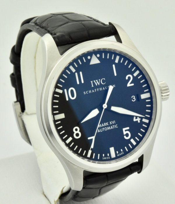 IMG 8574 2 600x697 - IWC Pilot Mark XVI