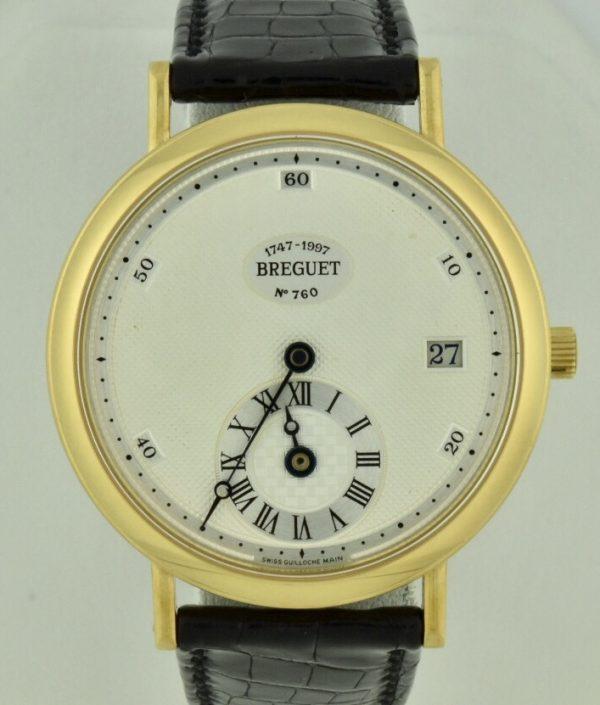 IMG 8615 600x705 - Breguet Classique Regulator