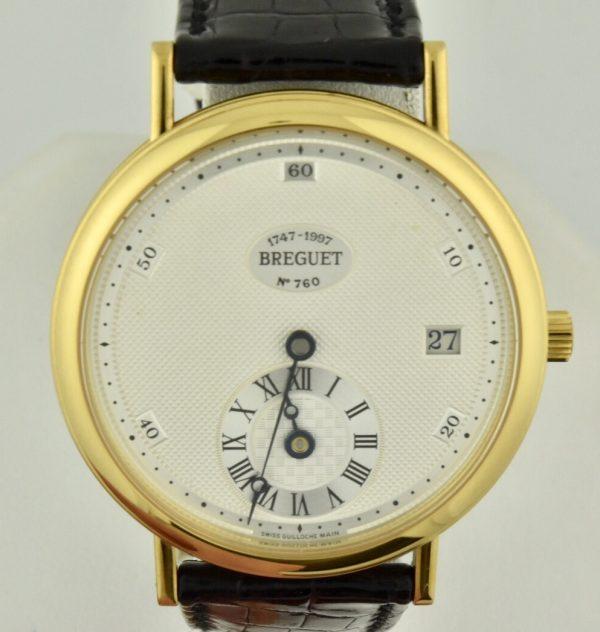 IMG 8619 600x632 - Breguet Classique Regulator