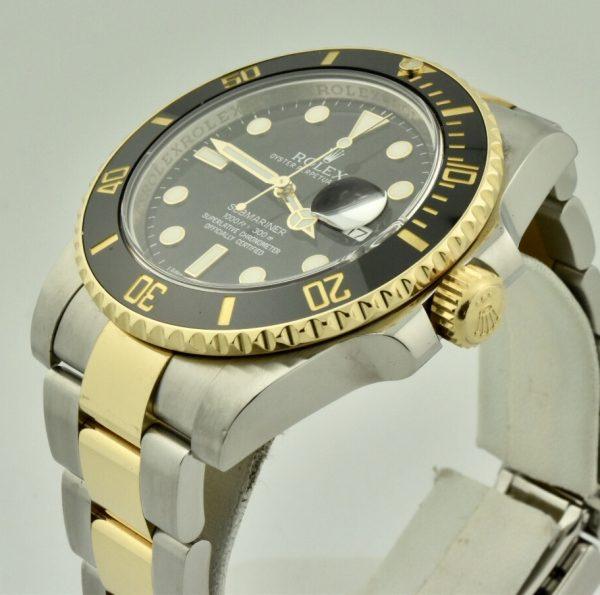 IMG 8682 600x595 - Rolex Submariner