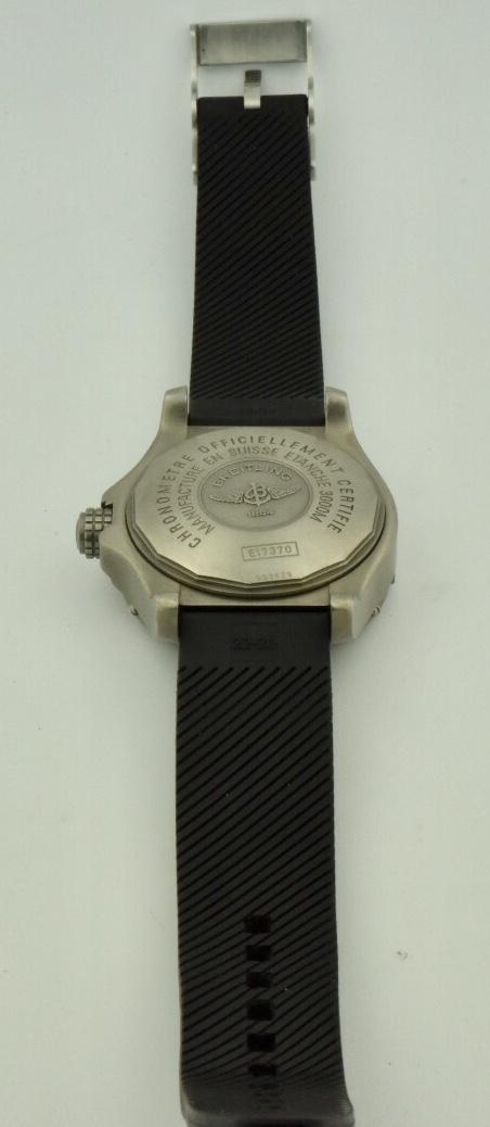IMG 8687 - Breitling Avenger Seawolf
