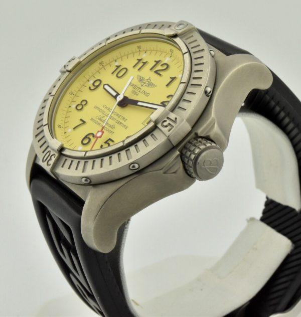 IMG 8694 600x632 - Breitling Avenger Seawolf