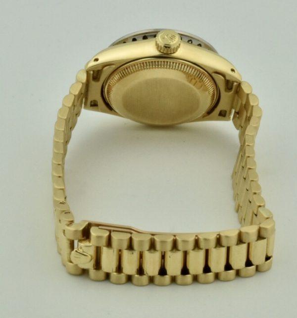 IMG 8813 2 600x642 - Ladies Rolex President 26mm