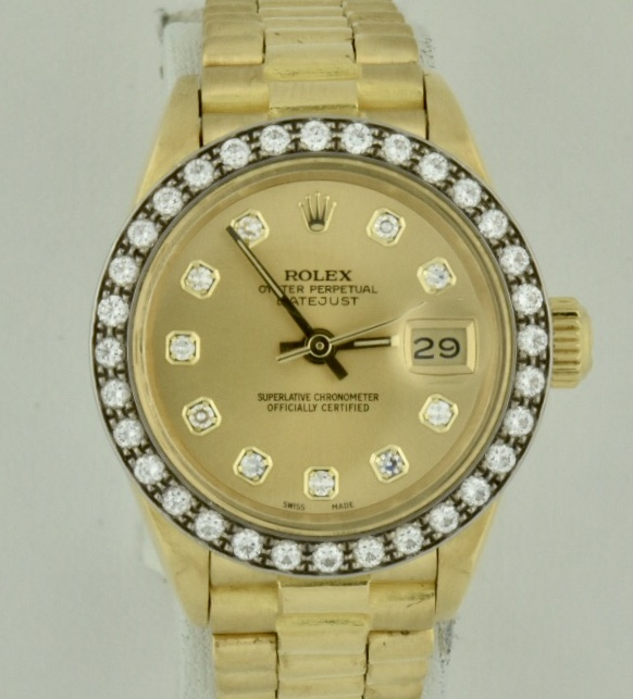 IMG 8816 2 - Ladies Rolex President 26mm