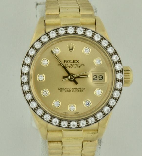 IMG 8816 2 - Ladies Rolex President 26mm
