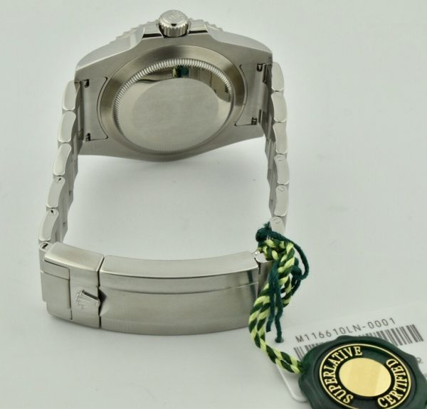 IMG 8855 600x575 - Rolex Submariner Date