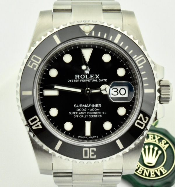 IMG 8860 600x641 - Rolex Submariner Date