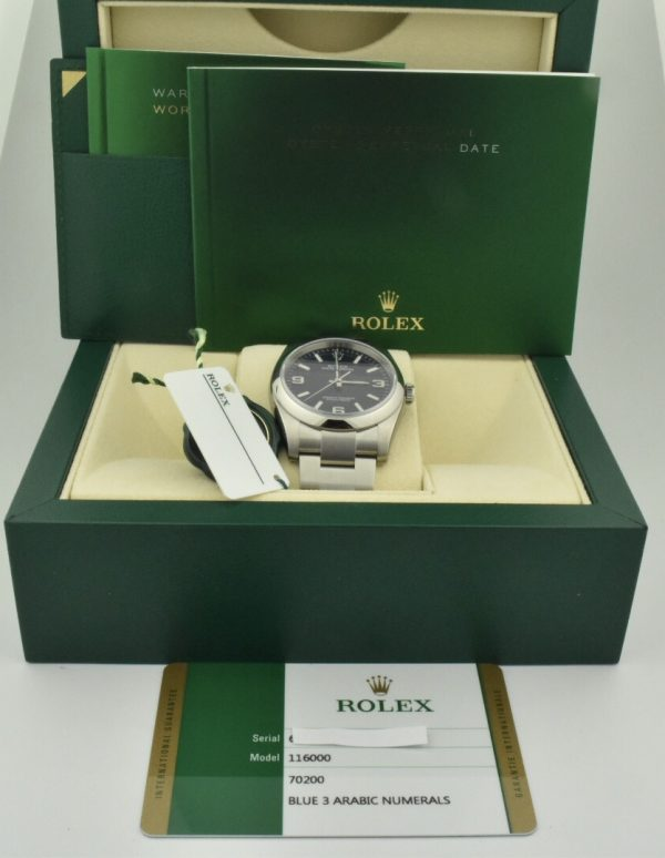 IMG 8885 2 600x774 - Rolex Oyster Perpetual 36mm