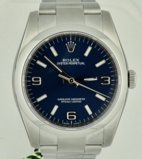 IMG 8888 600x673 - Rolex Oyster Perpetual 36mm
