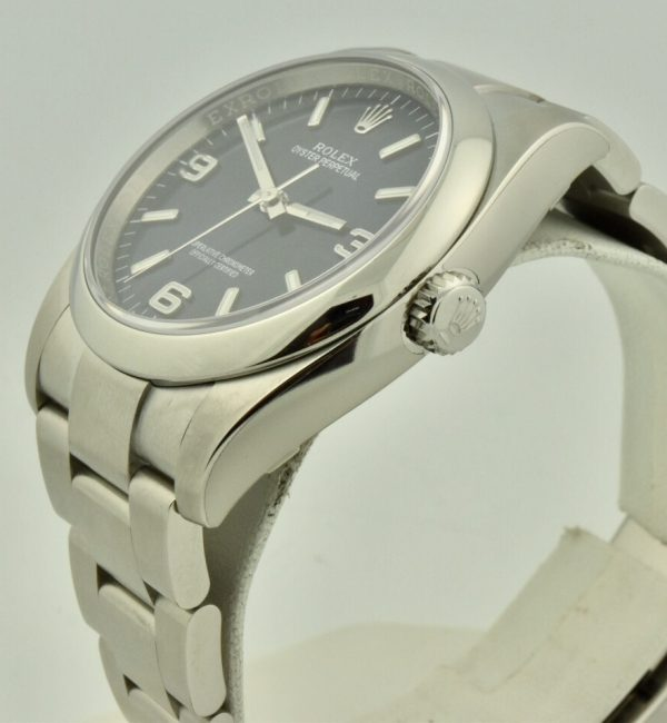 IMG 8893 2 600x650 - Rolex Oyster Perpetual 36mm