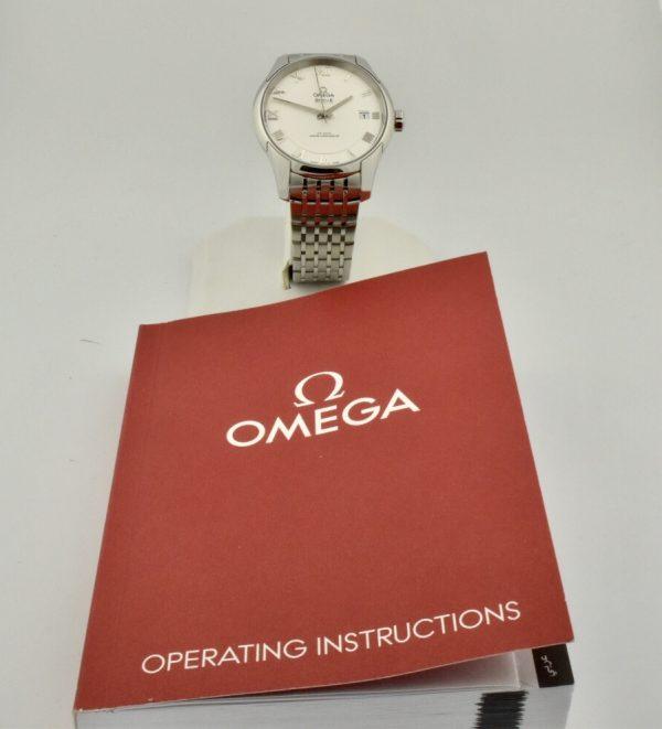 IMG 8896 600x661 - OMEGA DeVille Hour Master