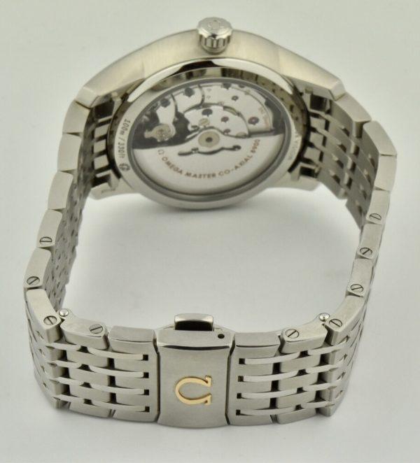 IMG 8898 600x662 - OMEGA DeVille Hour Master