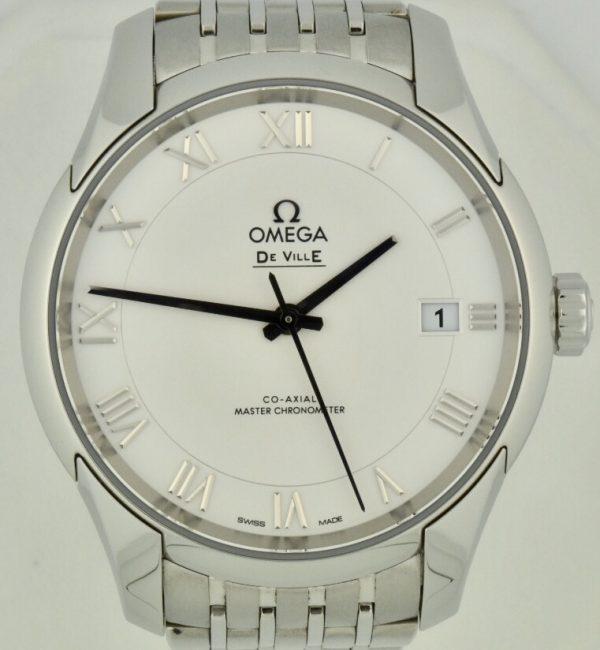 IMG 8900 600x650 - OMEGA DeVille Hour Master