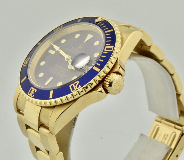 IMG 8917 600x523 - Rolex Submariner