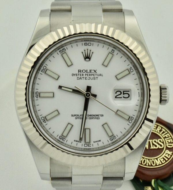 IMG 8942 600x660 - Rolex Datejust II