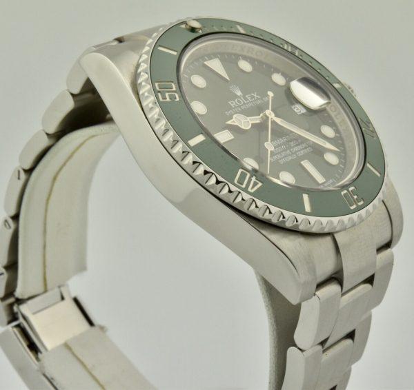 """IMG 8993 600x566 - Rolex Submariner Date """"Hulk"""""""