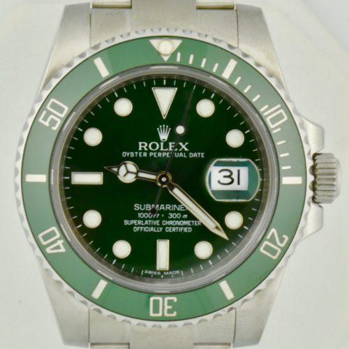 """IMG 8996 500x500 - Rolex Submariner Date """"Hulk"""""""