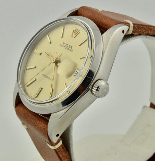 IMG 9023 600x623 - Rolex Oysterdate Precision