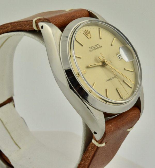 IMG 9024 600x652 - Rolex Oysterdate Precision