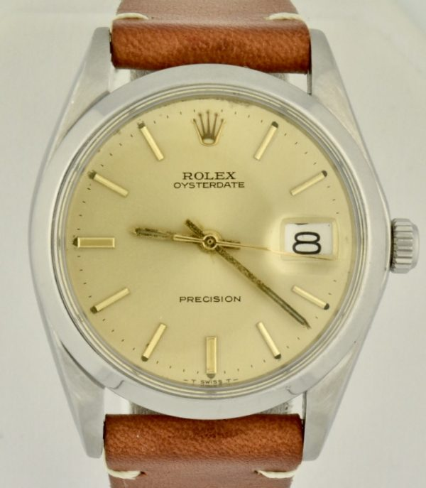 IMG 9029 600x687 - Rolex Oysterdate Precision
