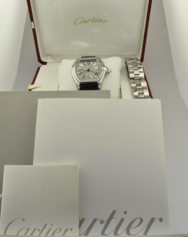 IMG 9089 600x756 - Cartier Roadster XL