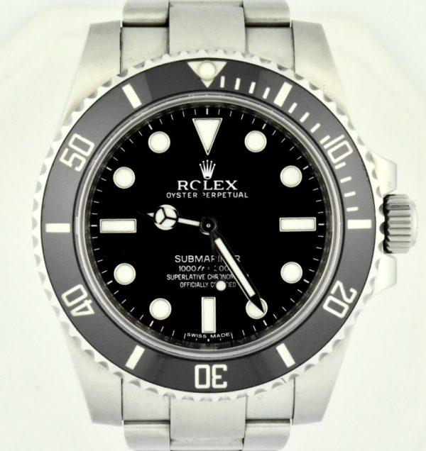 IMG 9118 600x636 - Rolex Submariner