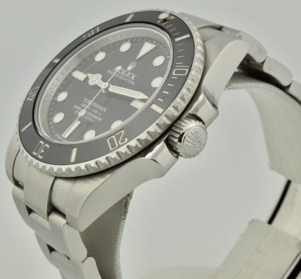 IMG 9123 600x555 - Rolex Submariner