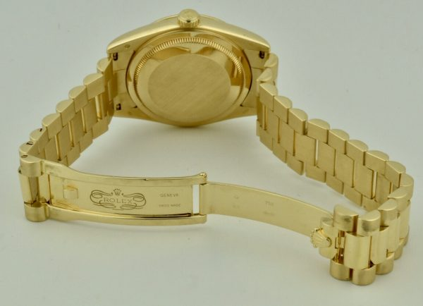 IMG 9148 600x434 - Rolex President Day-Date 36mm