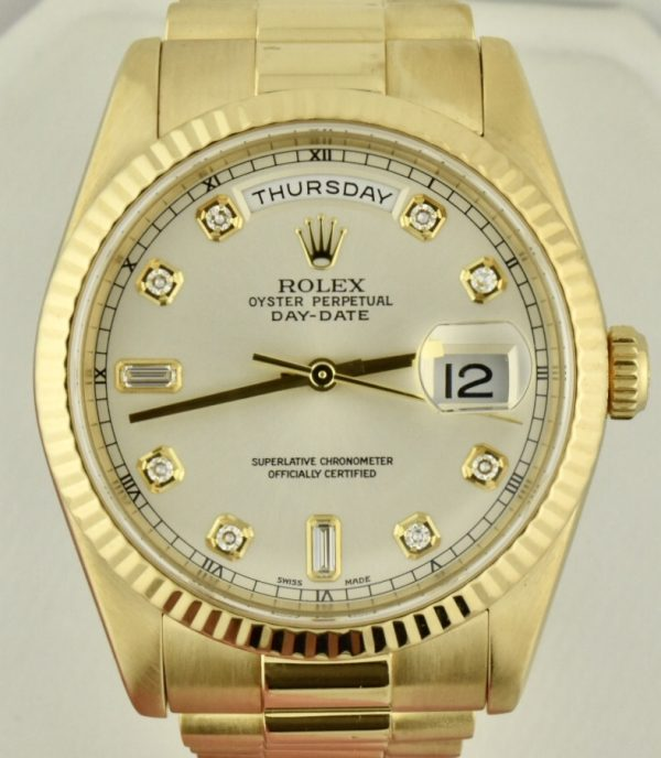 IMG 9156 600x688 - Rolex President Day-Date 36mm