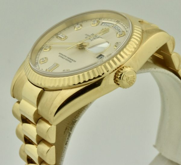 IMG 9161 600x546 - Rolex President Day-Date 36mm