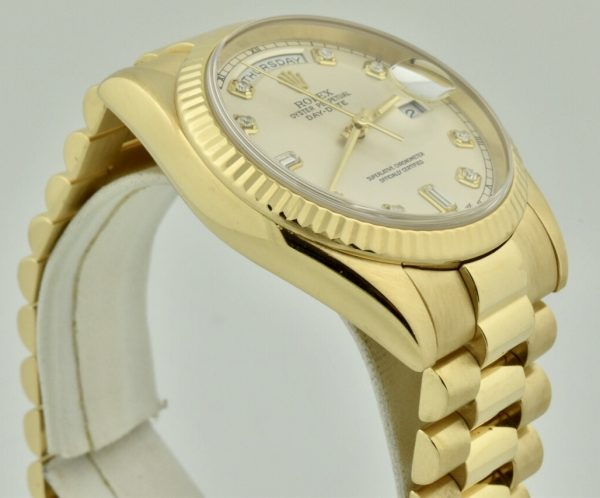 IMG 9162 600x498 - Rolex President Day-Date 36mm