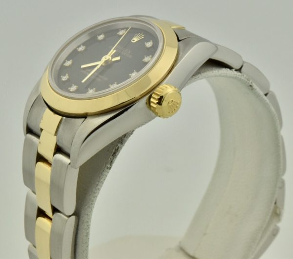IMG 9170 600x530 - Rolex Oyster Perpetual 26mm