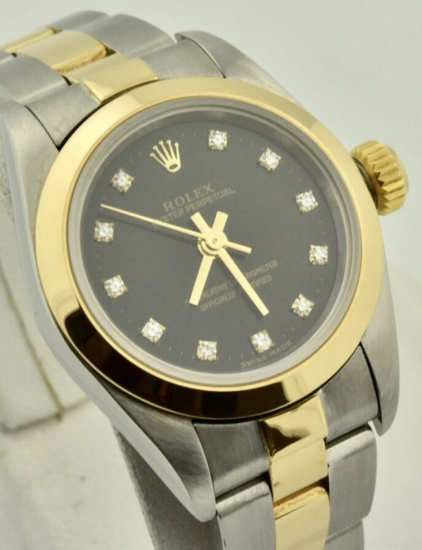 IMG 9171 600x782 - Rolex Oyster Perpetual 26mm