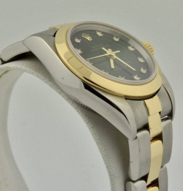 IMG 9172 600x629 - Rolex Oyster Perpetual 26mm