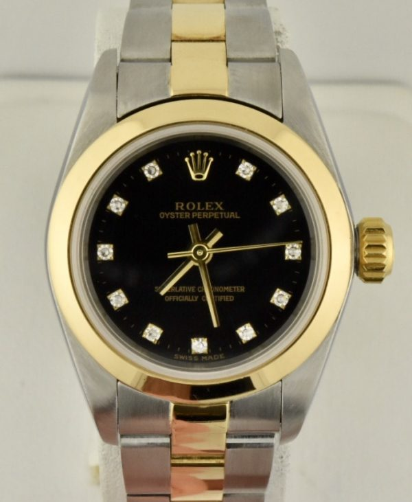 IMG 9173 600x731 - Rolex Oyster Perpetual 26mm
