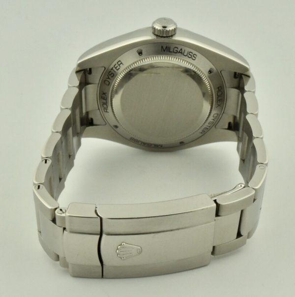 IMG 9178 600x604 - Rolex Milgauss