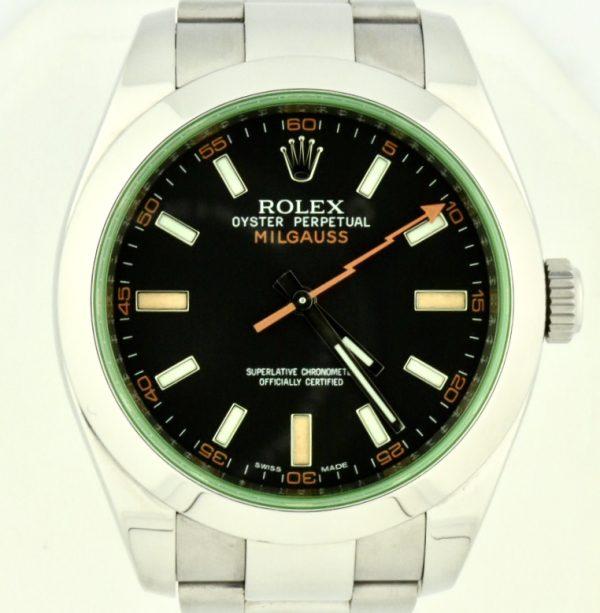 IMG 9184 600x613 - Rolex Milgauss