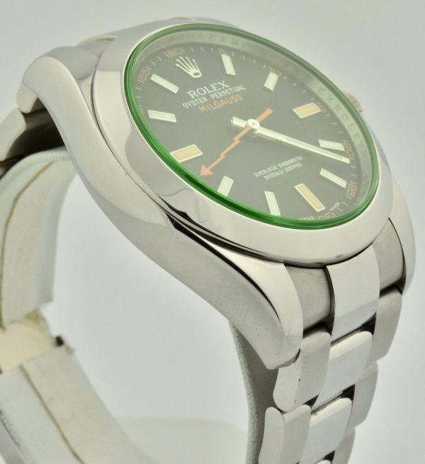 IMG 9189 600x655 - Rolex Milgauss