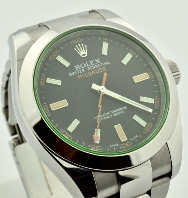 IMG 9190 600x629 - Rolex Milgauss