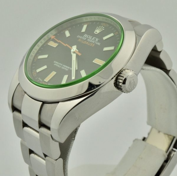 IMG 9193 600x598 - Rolex Milgauss