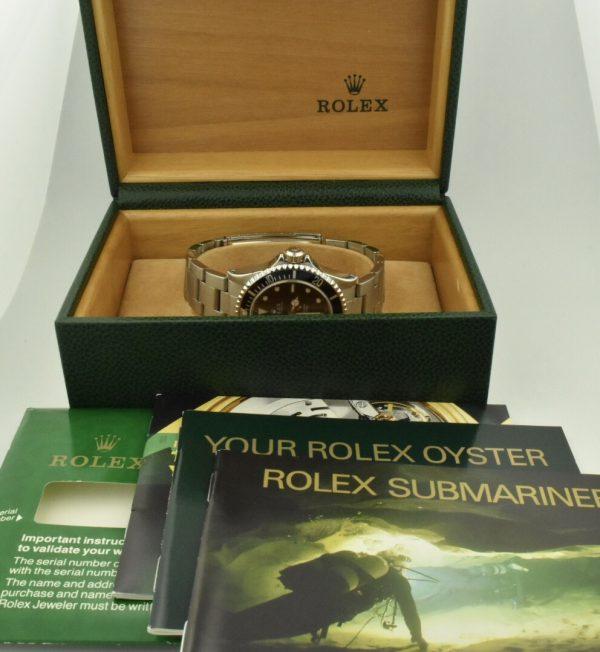 IMG 9241 600x652 - Rolex Submariner