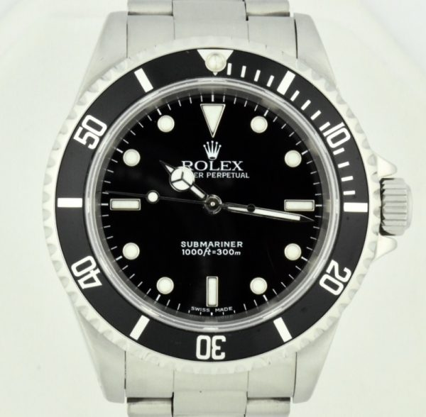 IMG 9247 600x588 - Rolex Submariner