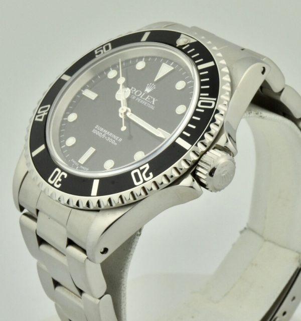 IMG 9248 600x639 - Rolex Submariner