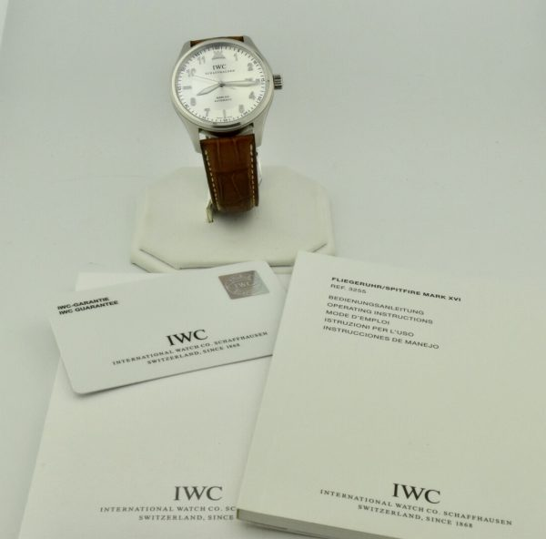 IMG 9329 600x592 - IWC Spitfire Pilot Mark XVI