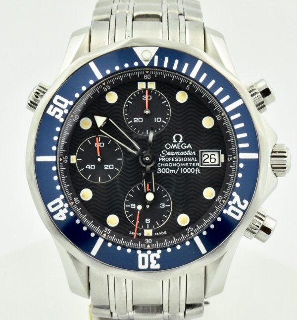 IMG 9345 600x645 - OMEGA Seamaster Bond Chronograph
