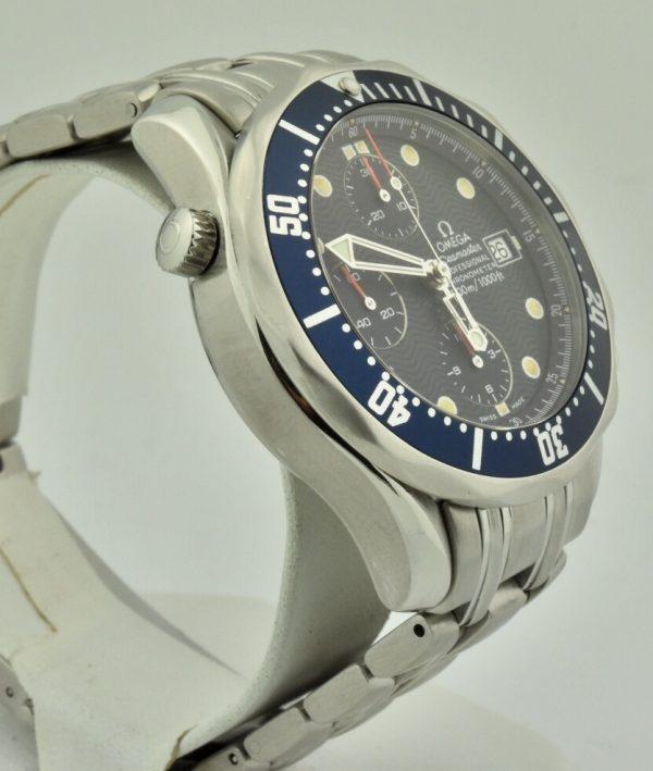 IMG 9352 600x709 - OMEGA Seamaster Bond Chronograph
