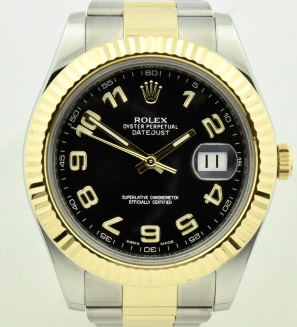 Rolex datejust II 116333 for sale