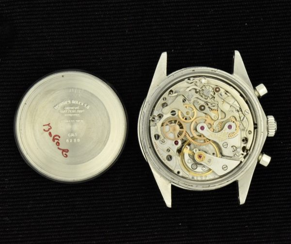 rolex 6262 daytona movement