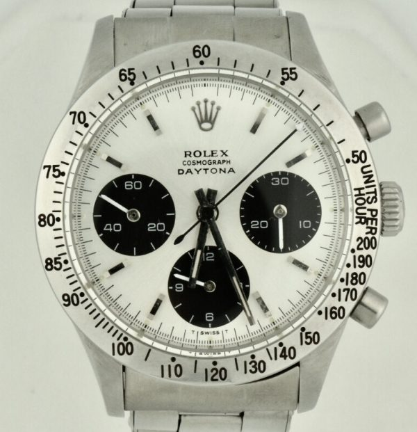 Rolex Daytona 6239 silver dial for sale