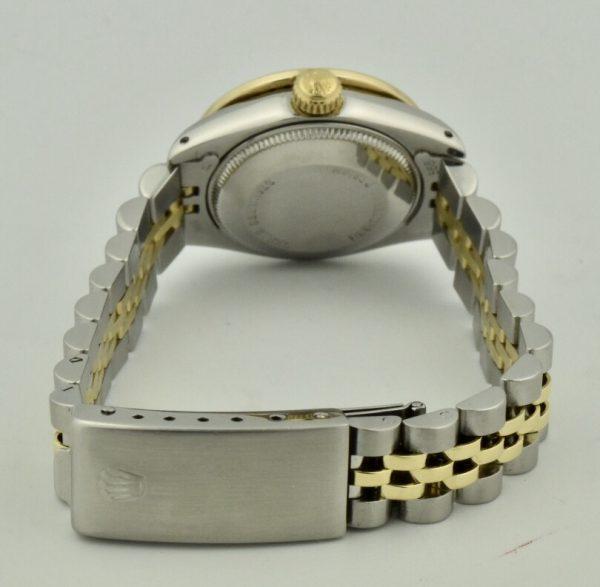 IMG 9748 600x587 - Ladies Rolex Datejust 26mm